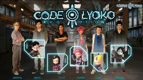 Tv Review Code Lyoko Evolution 2013 Speak Now Storyteller