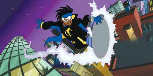 static-shock-milestone