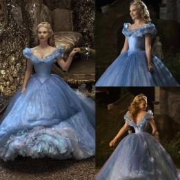cinderella-prom-dresses-2015-movie-ball-gown